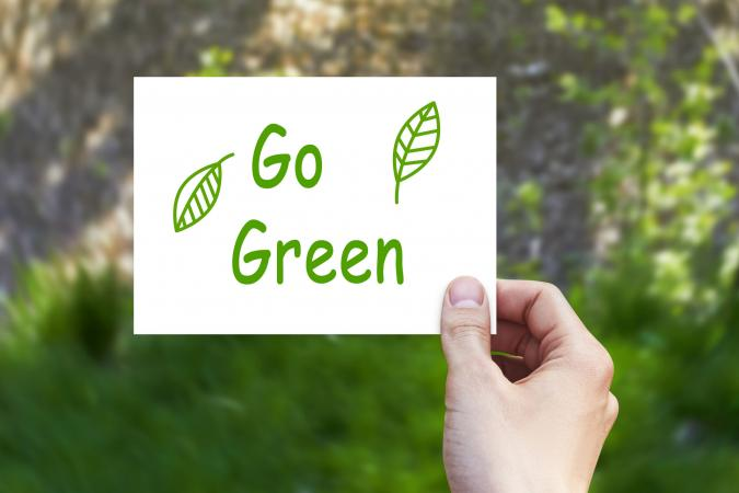 Certification for green manufacturers