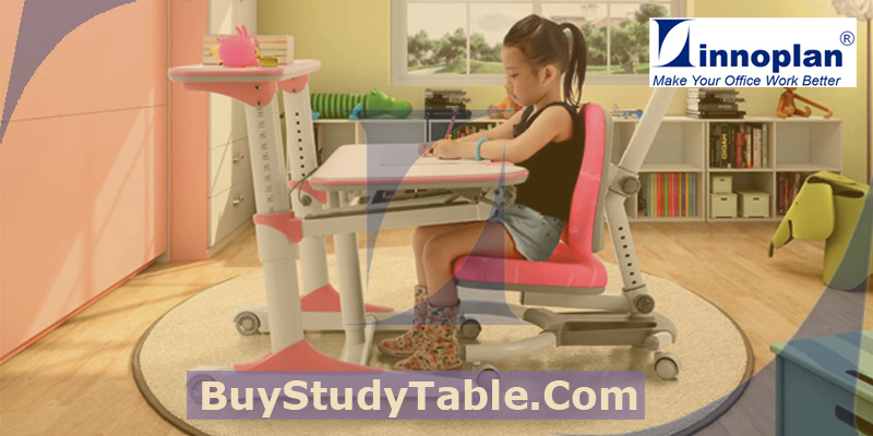 Ergonomic Children Study Desk Sets